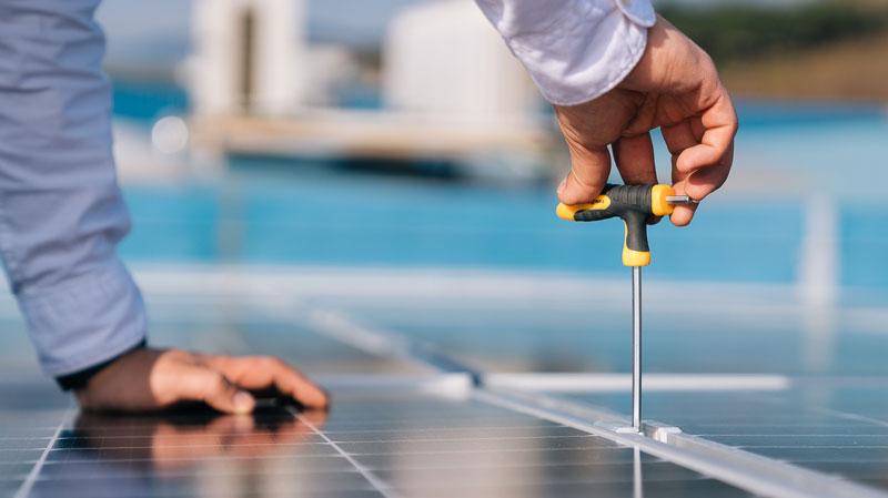 Anusol, estructuras para energía solar.